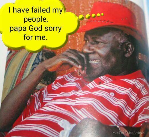 president koroma failed