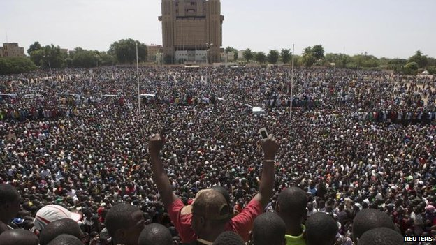Burkina faso - people power