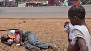 ebola victim - AP