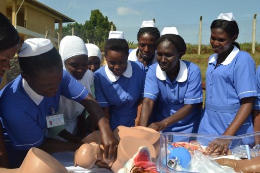 Maternal health in Africa