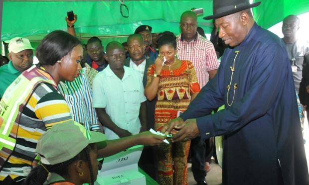 NIGERIA-OTUOKE-PRESIDENTIAL ELECTION