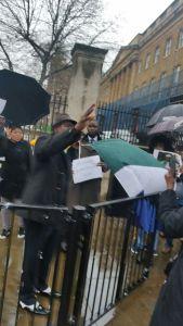 London protest2