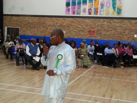 kandeh Yumkella in London5