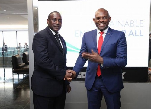 KKY meets multibillionaire chief Elumelu