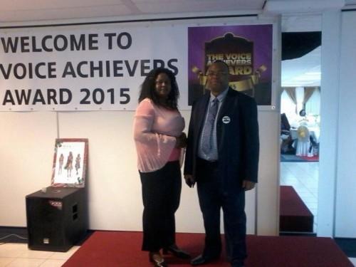 Alie kabba award2