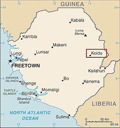 Sierra Leone Koidu