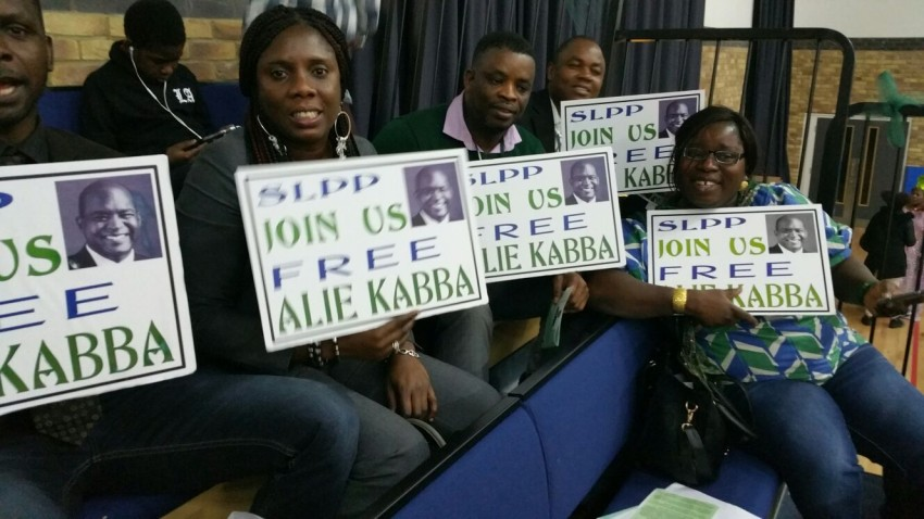 Free Alie kabba London8