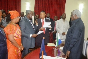 Joseph F Kamara – attorney general 20162