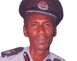 chief fire officer - kamanda bongay