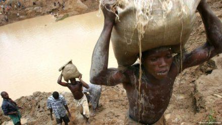 Diamond mining Sierra Leone