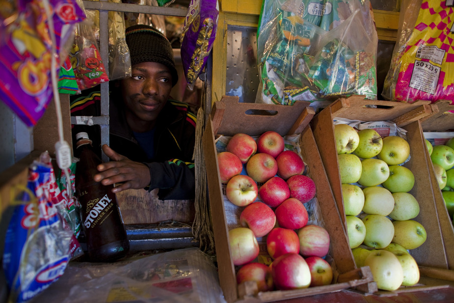 Africa rising middle class