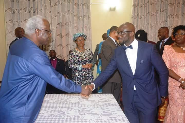 Ady Macauley appointed by president Koroma