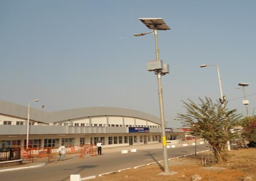 sierra leone electricity sub station