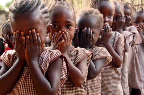 Children in Sierra Leone1