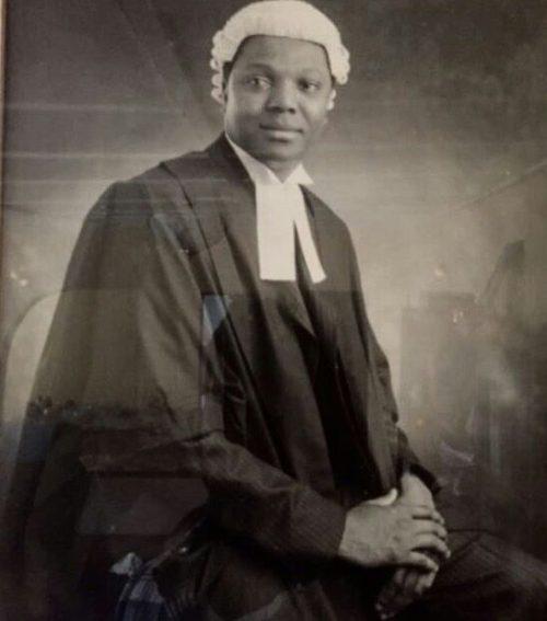 Lawyer Imran Rahman