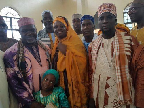 minister Blyden at Eid prayers3