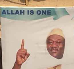 Musa Tarawallie Islamist party 2