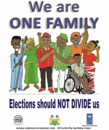 one family one election 2018
