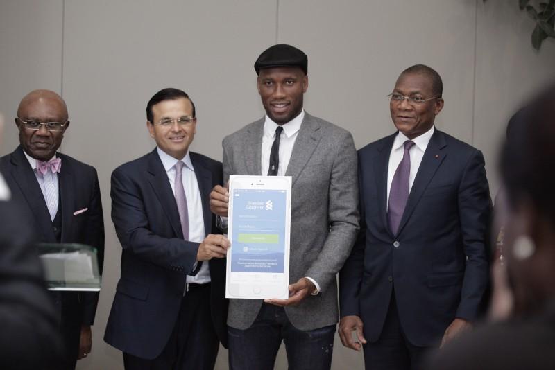 Standard Chartered Bank digital banking launch