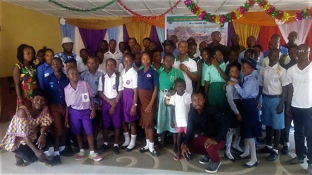 Schools green clubs launch – 1