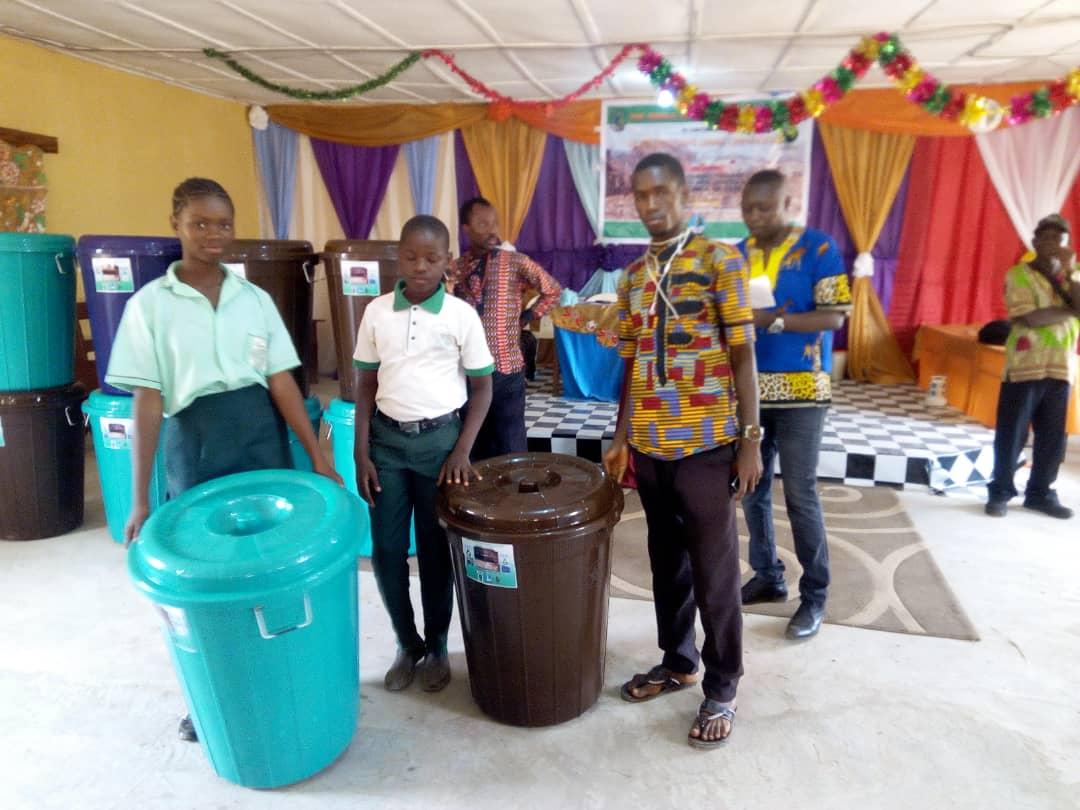 schools waste bin collection 12