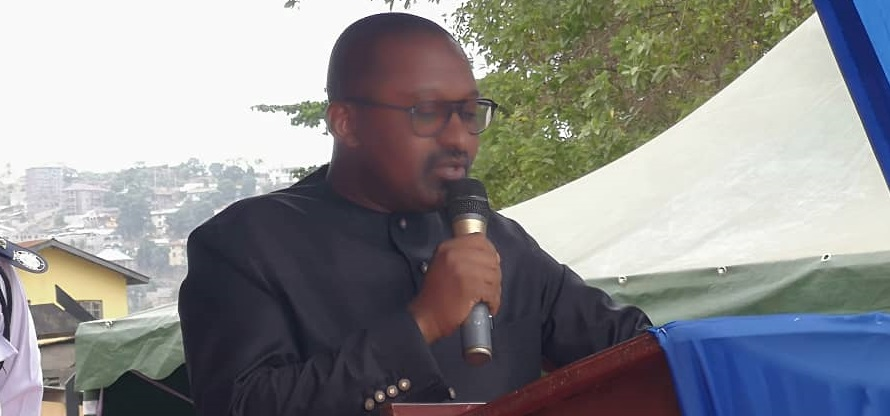 vice president Juldeh jalloh on labour day 2019 1