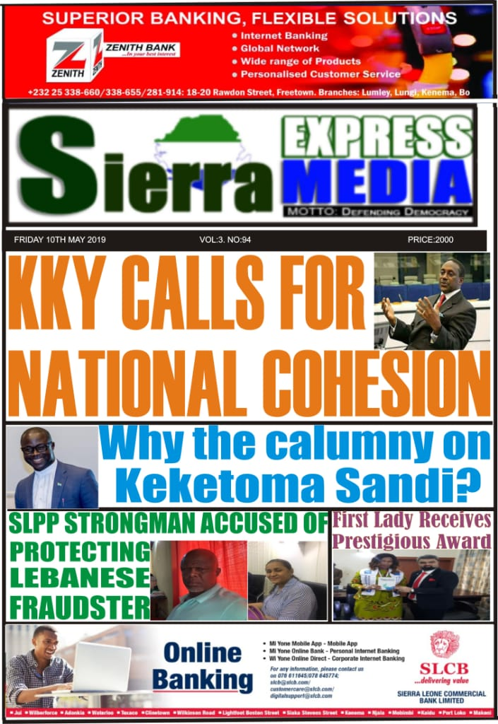 Sierra Leone – what the newspapers say after the cabinet