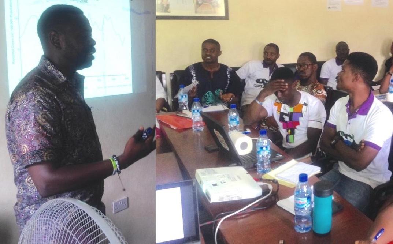 Ebola survivors end 3-Day Paramedics and Leadership Training