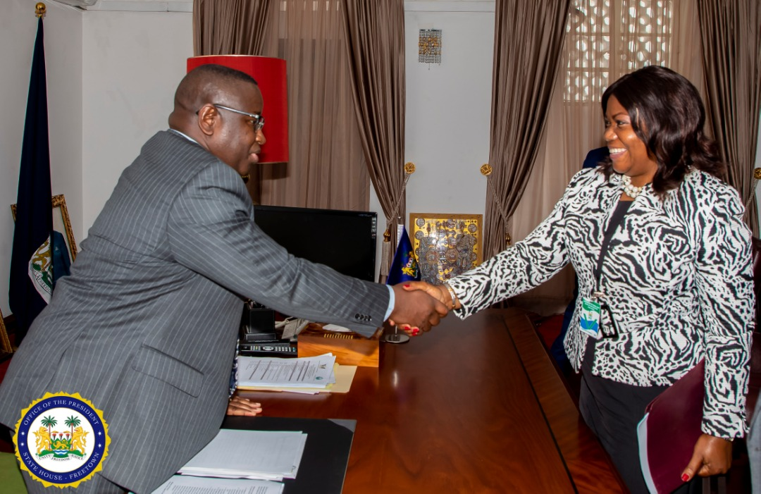IMF Dr Marsha leaves Sierra Leone 3