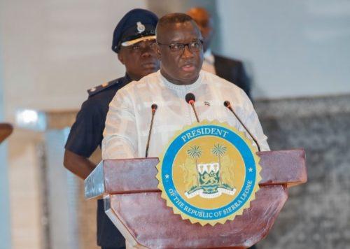 Ministerial retreat number 3 at Bintumani – Jan 2020 1
