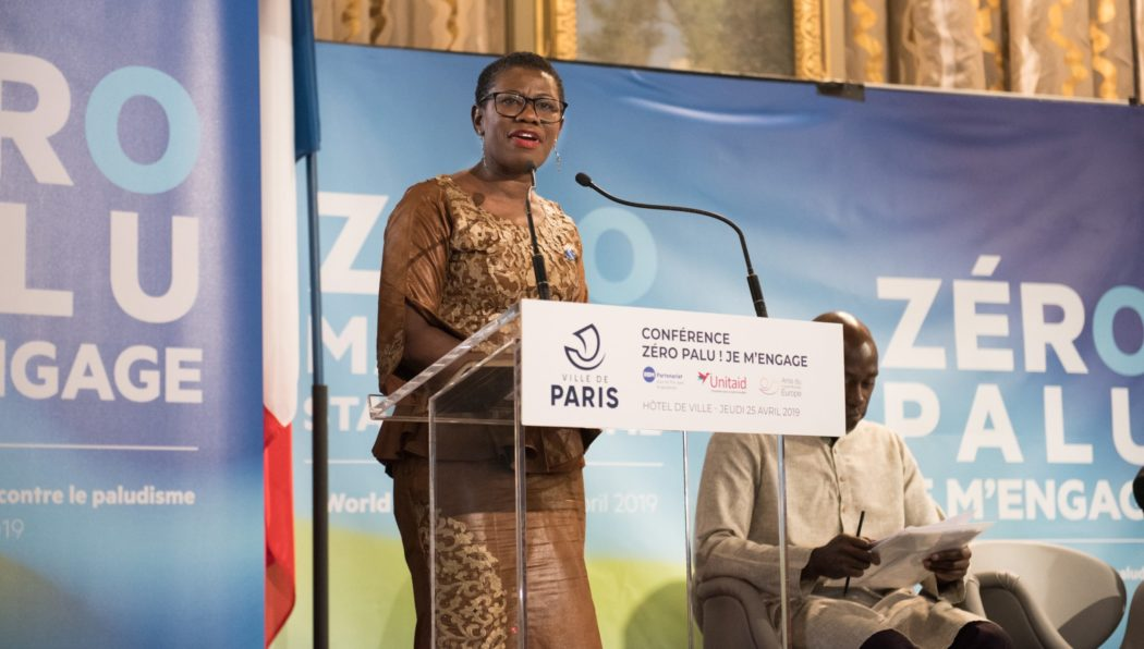 Yvonne Aki Sawyerr – Why local councils are essential in achieving malaria elimination in Africa 2