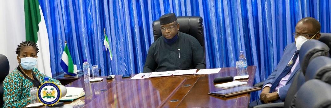 President Bio calls on regional leaders to unite on single currency agenda – 24 June 2020 – 1
