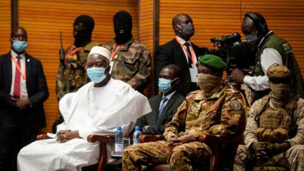 Mali new head of State Bah Ndaw