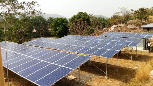 Winch Energy Ltd – PV in Sierra Leone