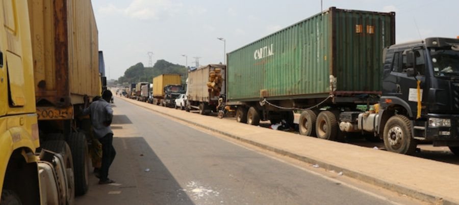 Uber-style trucking in Africa 1