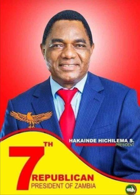 Zambian President Elect Hakainda Hichilema e1629149161917