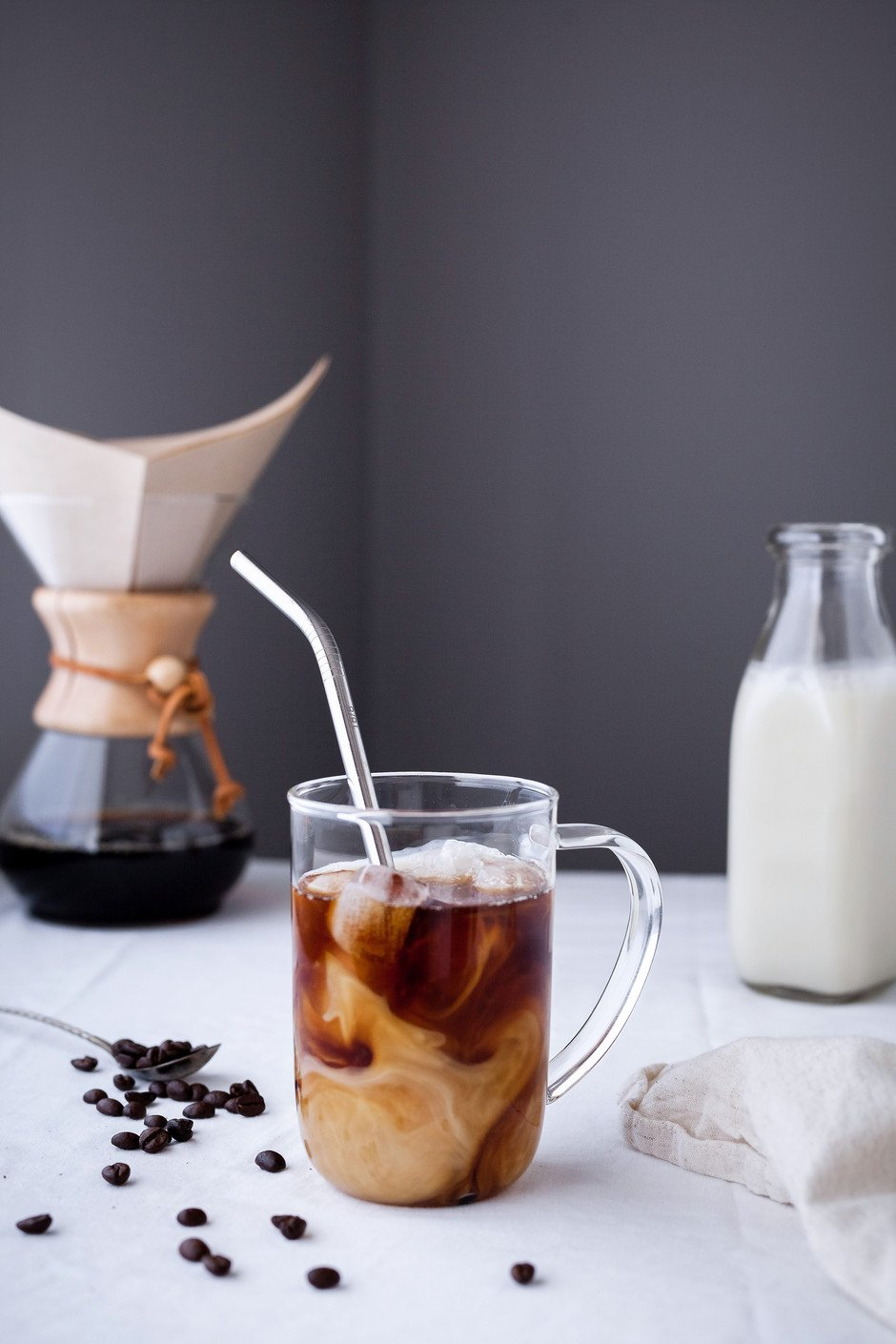 The Simple Green - how to make Cold Brew Coffee
