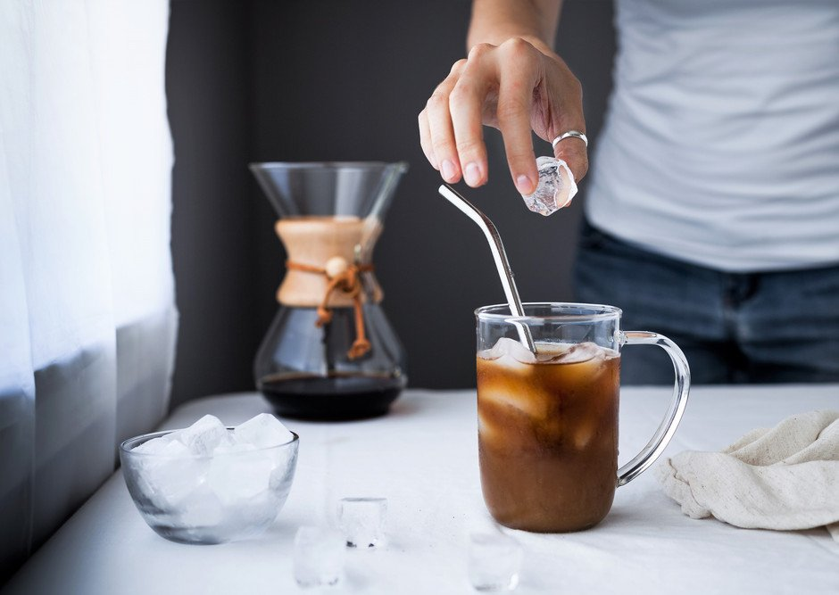 The Simple Green - Adaptogenic Cold Brew Coffee