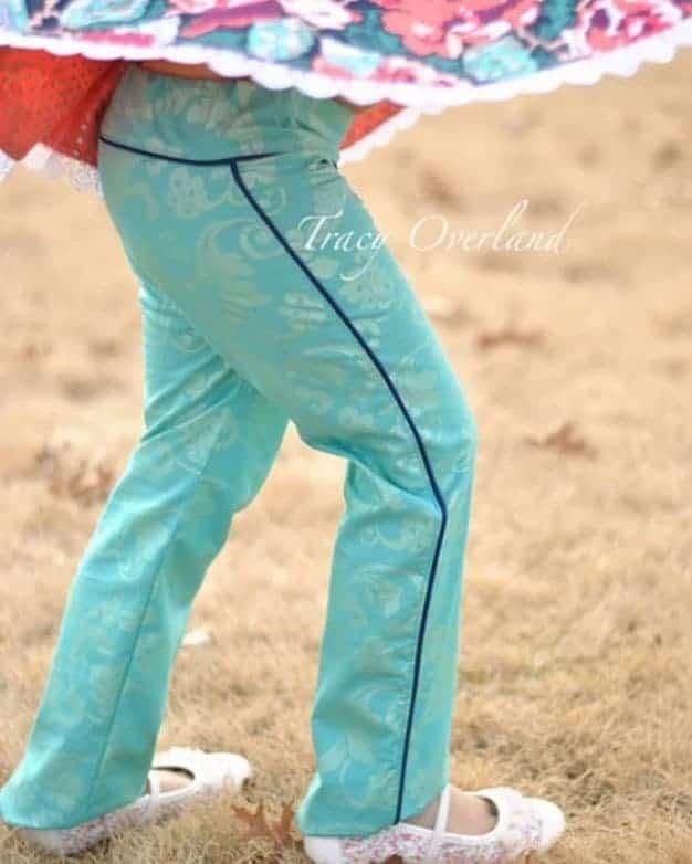 Breanna's Peekaboo Shorts, Capris + Pants | The Simple Life Pattern Company