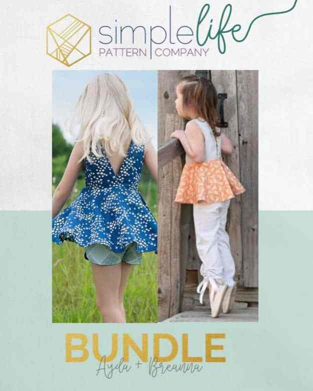 Bundle: Ayda + Breanna | The Simple Life Pattern Company