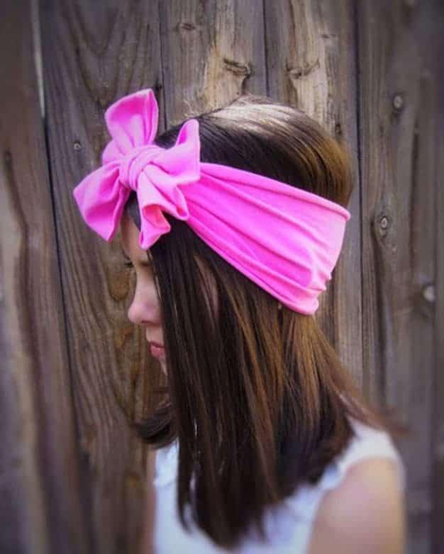 Barbs Headband | The Simple Life Pattern Company