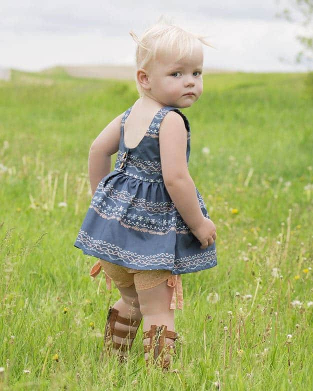 Baby Molly | The Simple Life pattern Company