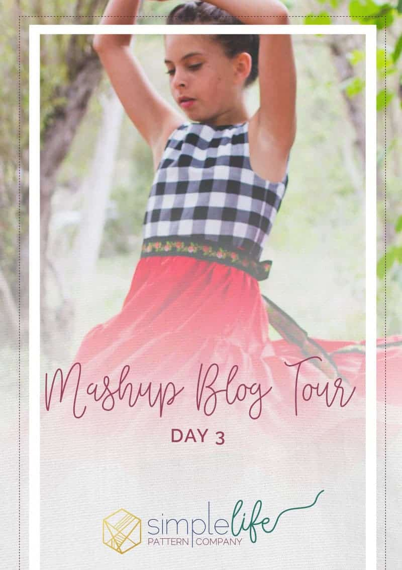 Mashup Blog Tour | The Simple Life Pattern Company