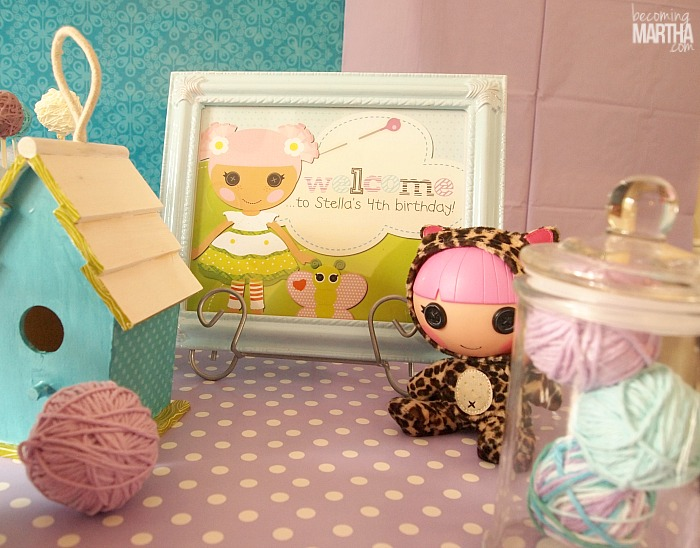 An Adorable Lalaloopsy Birthday Party