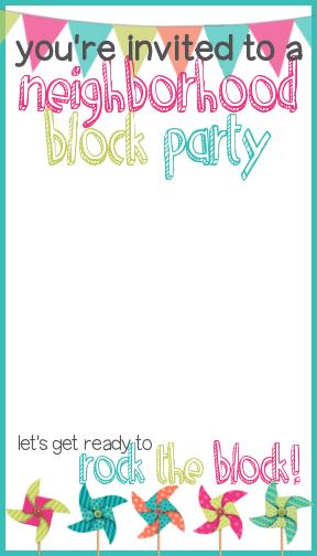 Free Printable Invitation Template