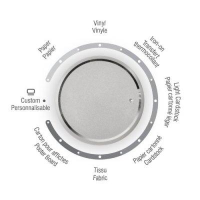 cricut explore smart set dial
