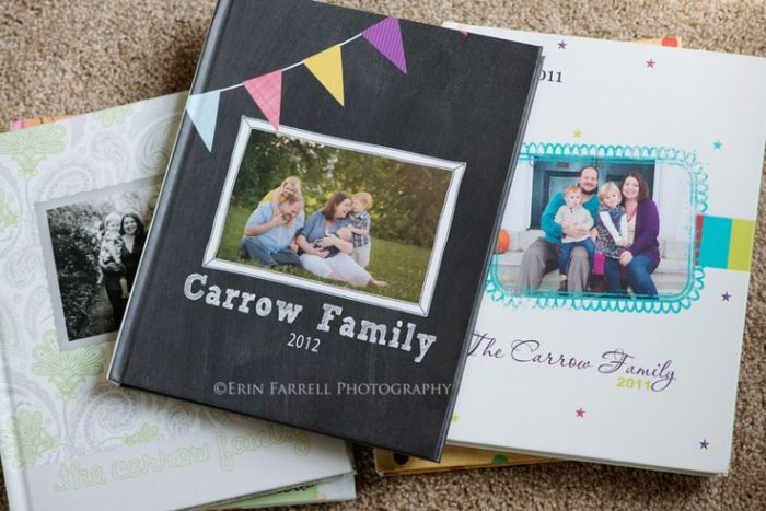 10 Great Photobook Ideas on BecomingMartha.com