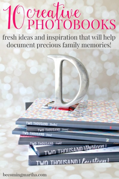 Want to document your family memories and histories, but need a great photobook idea to get you started? This post shares 10 great ways to preserve it all!