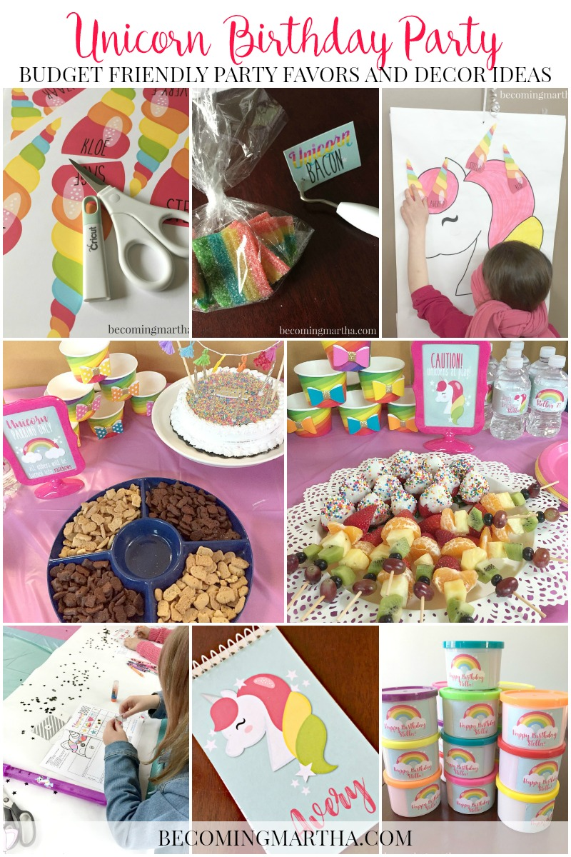 Magnificent Colorful Ideas Foryour Next Party Rainbow Unicorn