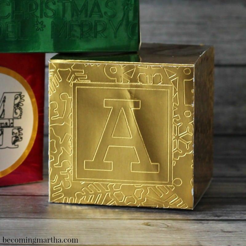 cricut gift box style 3